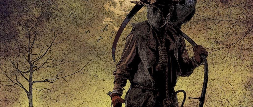 DC Scarecrow