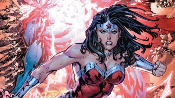 Wonder Woman History Comic Basics