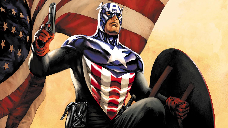 Bucky Barnes Captain America (History) - Comic Basics