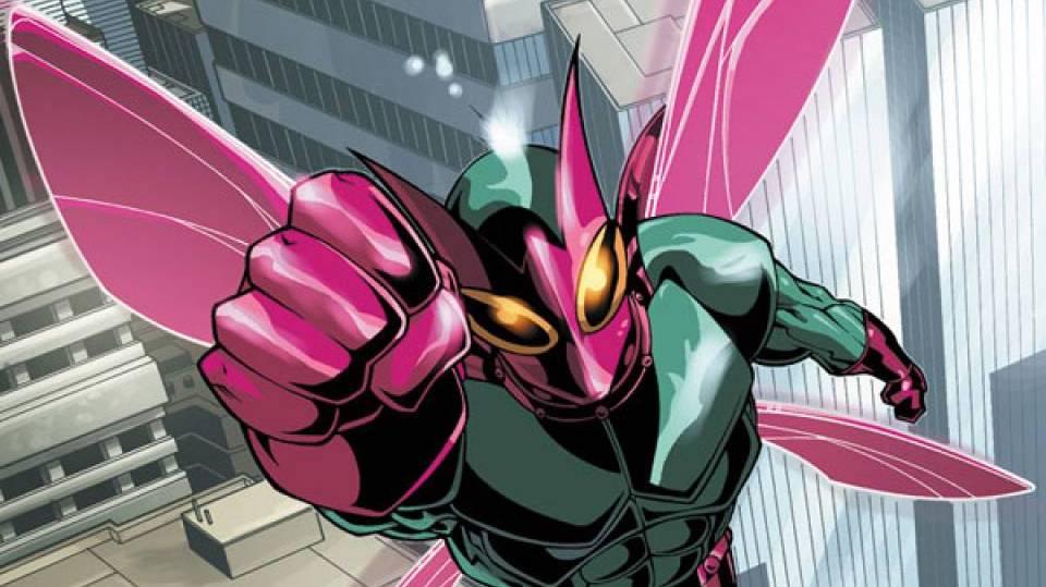 Beetle (Origin) - Comic Basics -