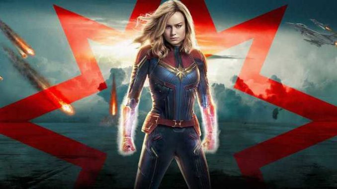 The Captain Marvel Review On Rotten Tomatoes Is A Sign Of The Times