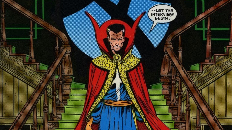 Doctor Strange Comics: LSD, The Mystic Arts, And An Entire Generation