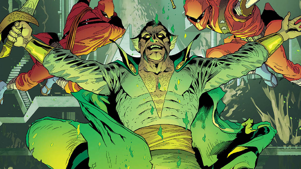 The Importance of Ra's al Ghul and Why's He's Batman's Greatest Enemy