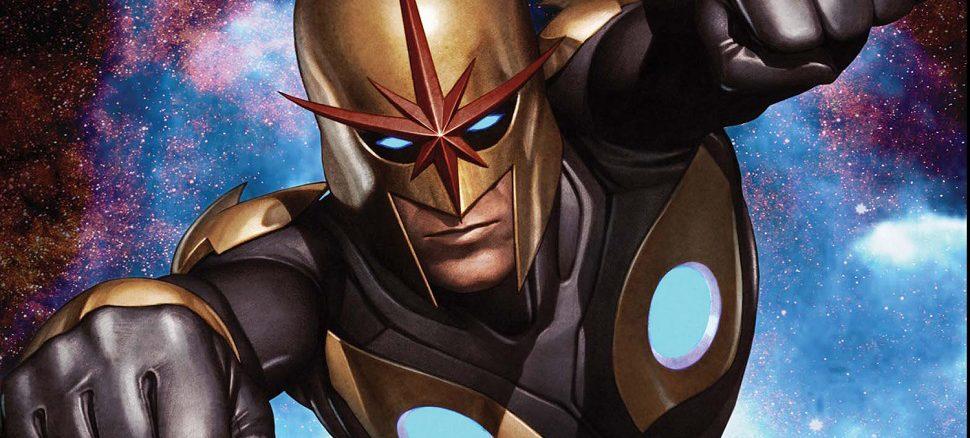 Origin of Nova Richard Rider