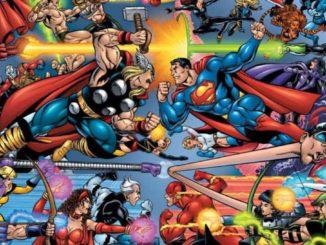 Definitive Superheroes List