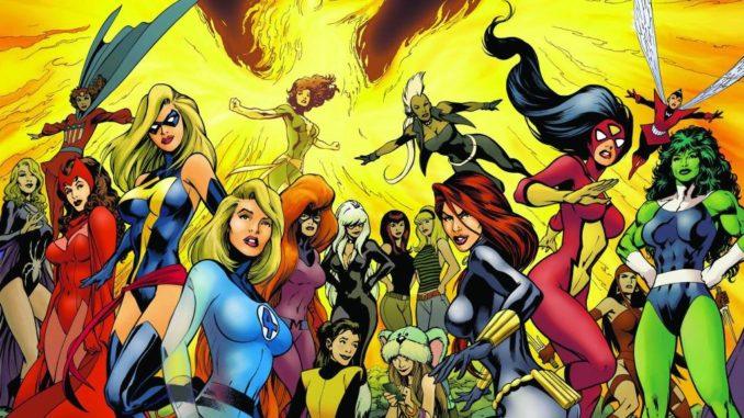 Greatest Female Superheroes
