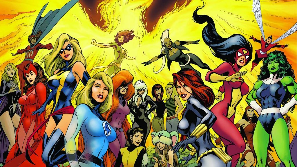 The Top 10 Greatest Female Superheroes In The History of Comic Books