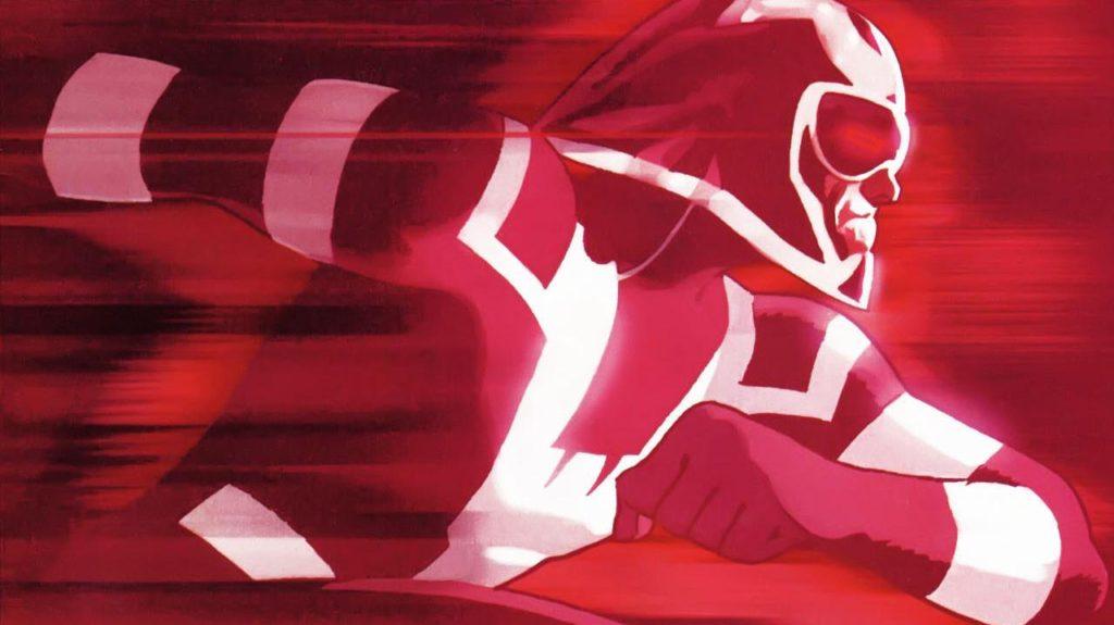 Marvel Makkari