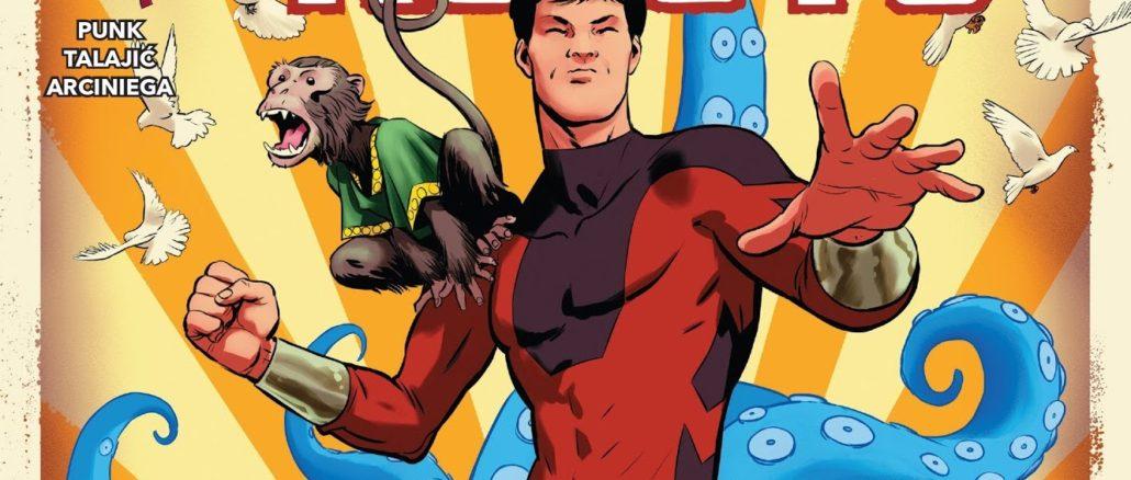 Marvel's Shang-Chi Origin