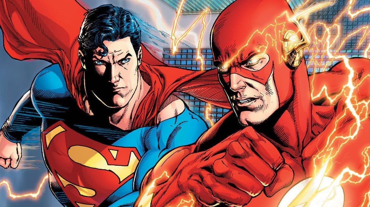The Top 10 Fastest Superheroes In Marvel And Dc Comic Books Today