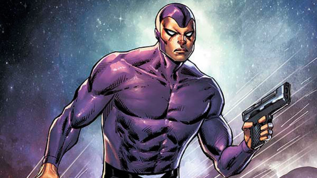 Move Over Tradition The Top 10 Superheroes That Wear Purple