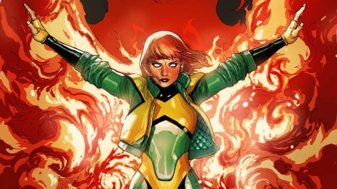 History of Jean Grey