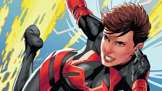Top 10 Superheroes Who Are Moms