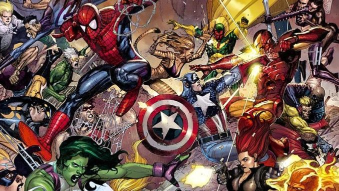 Top 10 Superheroes Who Are Overrated