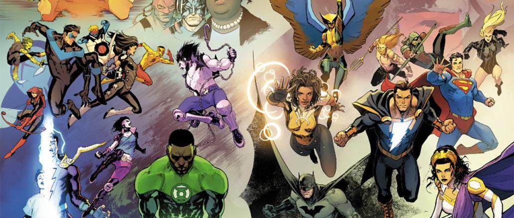 Original Justice League