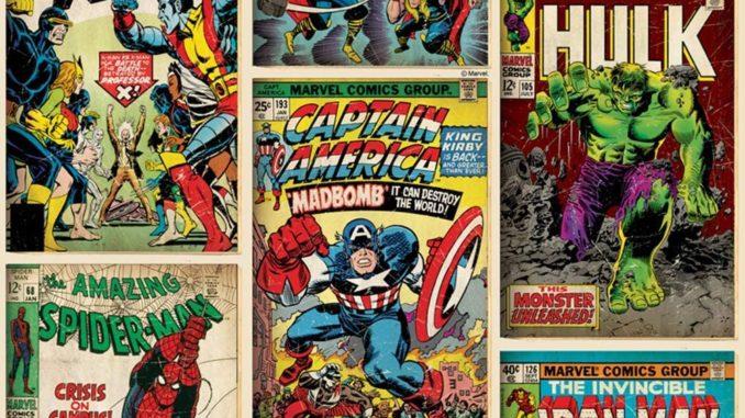Important Marvel Comics Release Dates