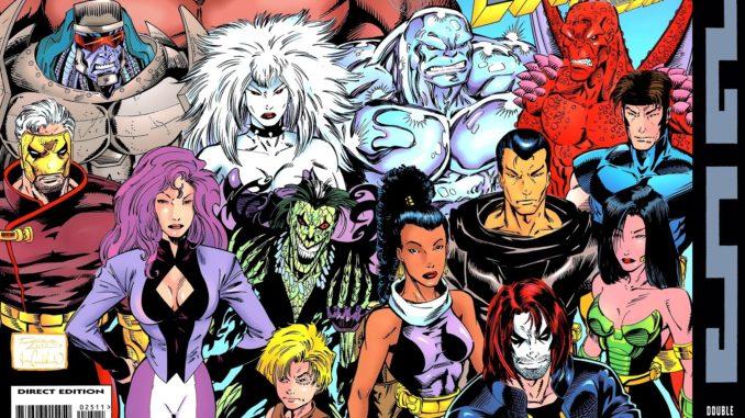 Top X-Men 2099 Members