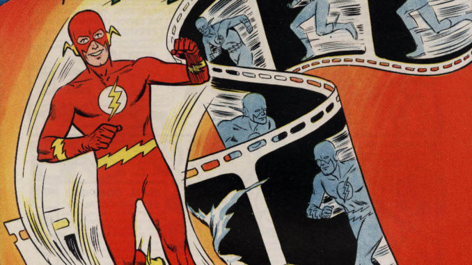 Top 10 DC Silver Age Superheroes