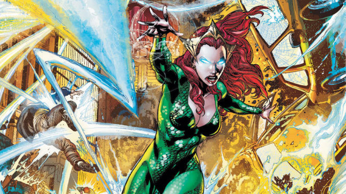 Top 10 Superheroes Who Use Water
