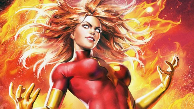 Top 10 Superheroes With Red Hair